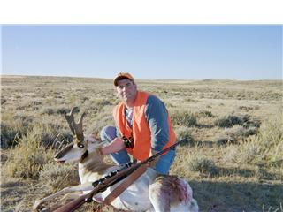 Wyoming antelope hunts for Wyoming game and fish license
